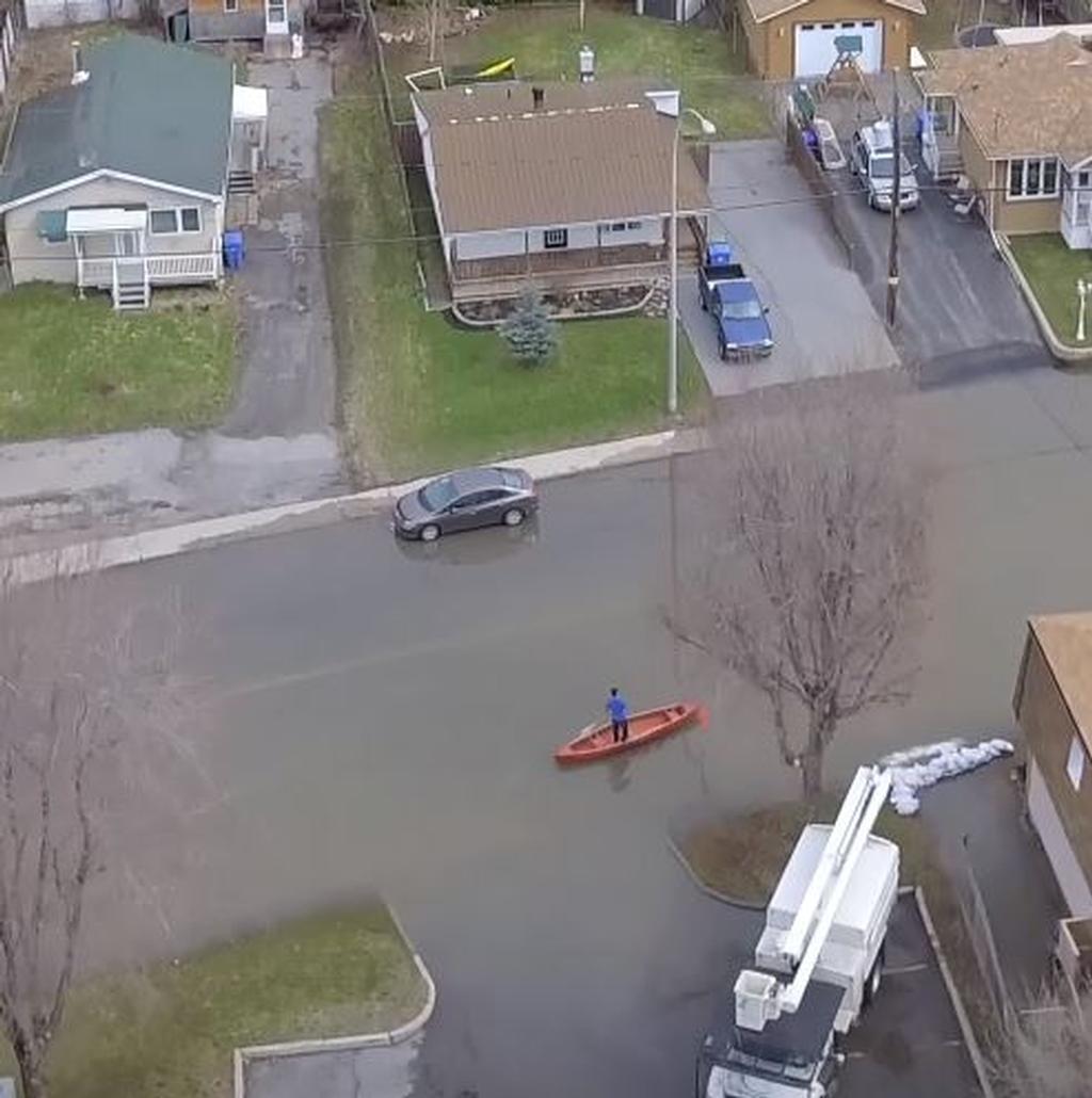 Inondation qu bec 2017 les polices d 39 assurances ne for Assurance maison quebec