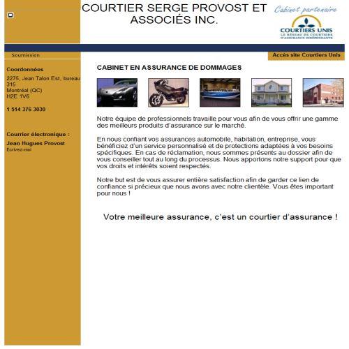 courtier serge provost associ s montr al. Black Bedroom Furniture Sets. Home Design Ideas