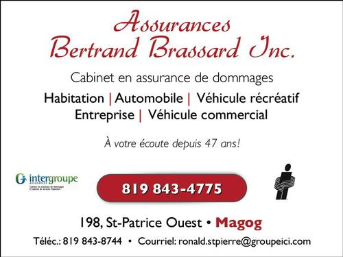 Assurances Bertrand brassard Inc