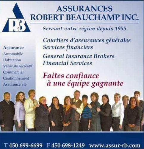 Assurances Robert Beauchamp Inc