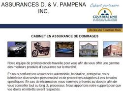 Assurances D & V Pampena & Ass Inc