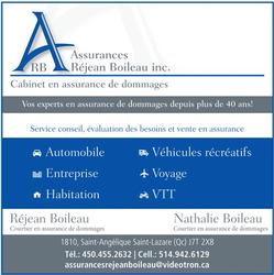 Assurances Rejean Boileau