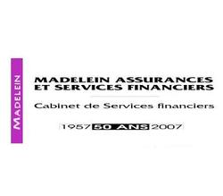 Madelein Assurances Inc