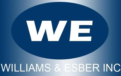 Logo William & Esber Inc.